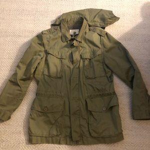 J Crew chino army jacket